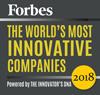 <strong>Uma das empresas mais inovadoras do mundo</strong>Em 2018, pelo 5º ano consecutivo, a Experian foi eleita uma das empresas mais inovadoras do mundo, segundo da Forbes.