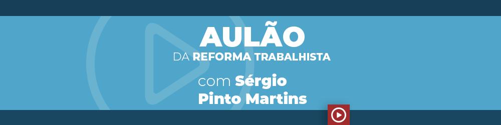 Aulão | Reforma Trabalhista