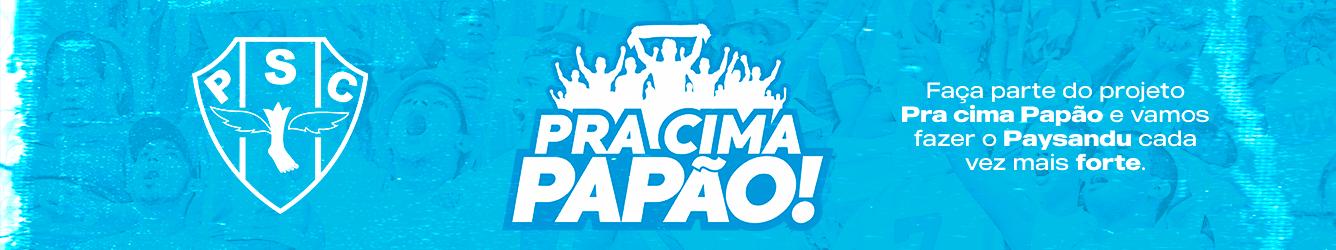 Paysandu - Campanha Salário Jogadores