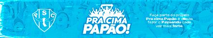 Paysandu - Campanha Mobile