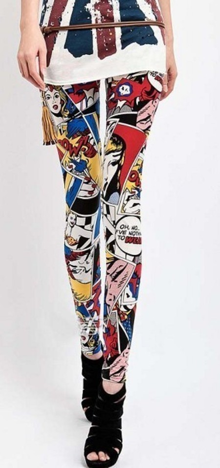 Legging Cartoon