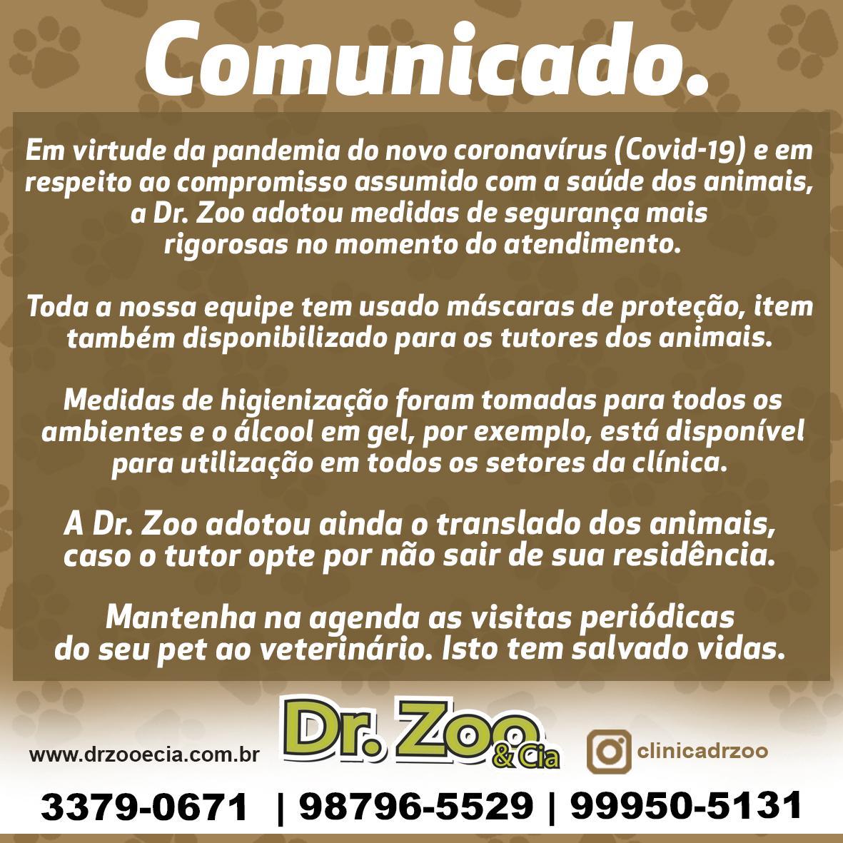 Comunicado.
