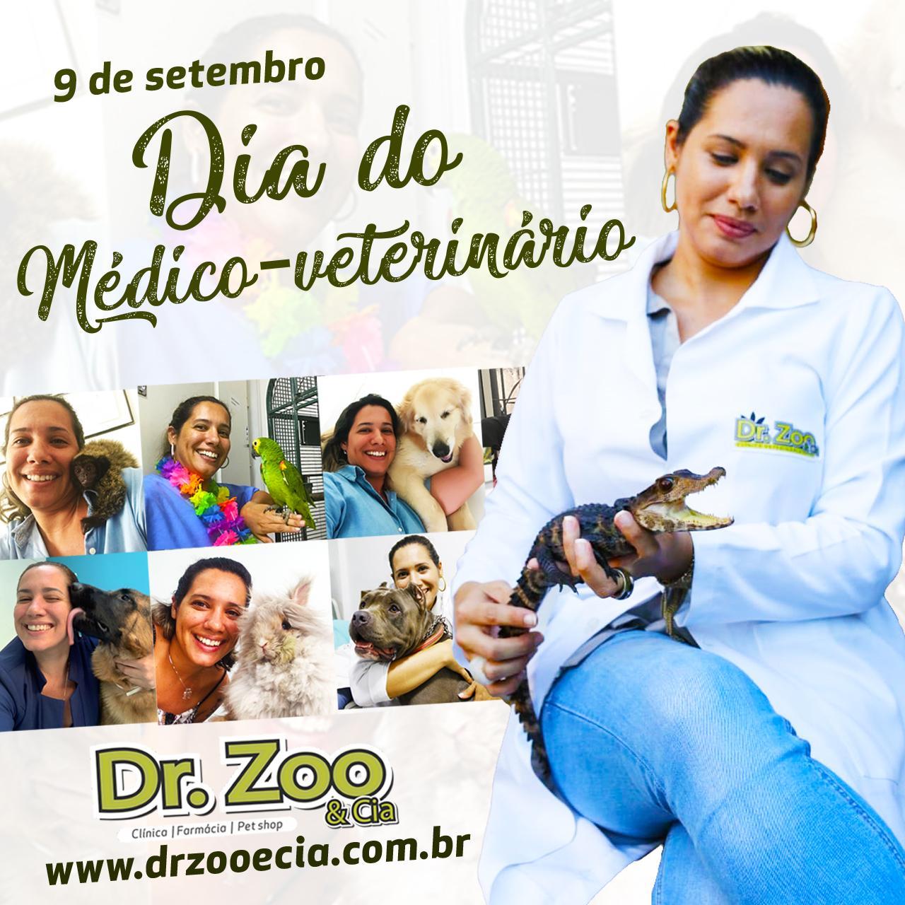 9 de setembro Dia do Médico-Veterinário