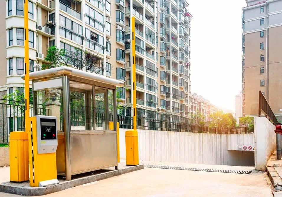 O que deve conter uma guarita para que proporcione segurança ao condomínio e conforto ao porteiro