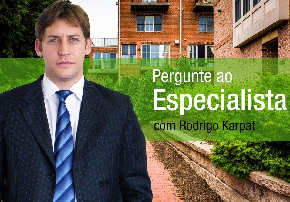 Rodrigo Karpat responde essa semana sobre barulho, multa para inquilino e condomínio alagado
