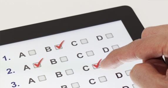 Testes online
