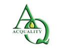 Logo da empresa Acquality - Água com qualidade