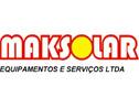 Logo da empresa Maksolar