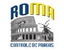 Logo da empresa Roma Controle de Pragas