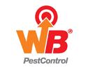 Logo da empresa WB Dedetizadora