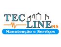Logo da empresa Tec-Line Manutenção e Serviços