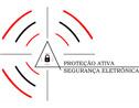 Logo da empresa Proteção Ativa Segurança Eletronica