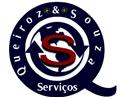Logo da empresa Queiroz e Souza Serviços em Segurança