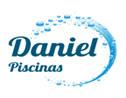 Logo da empresa Daniel Piscinas