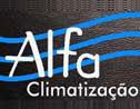 Logo da empresa Climatização Alfa