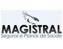 Logo da empresa Magistral Seguros