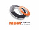 Logo da empresa MBM Corretora de Seguros e Administradora de Condomínios