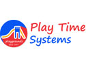 Logo da empresa Play Time Systems Playgrounds