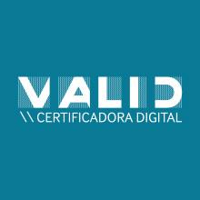 Logo Valid Certificadora Digital