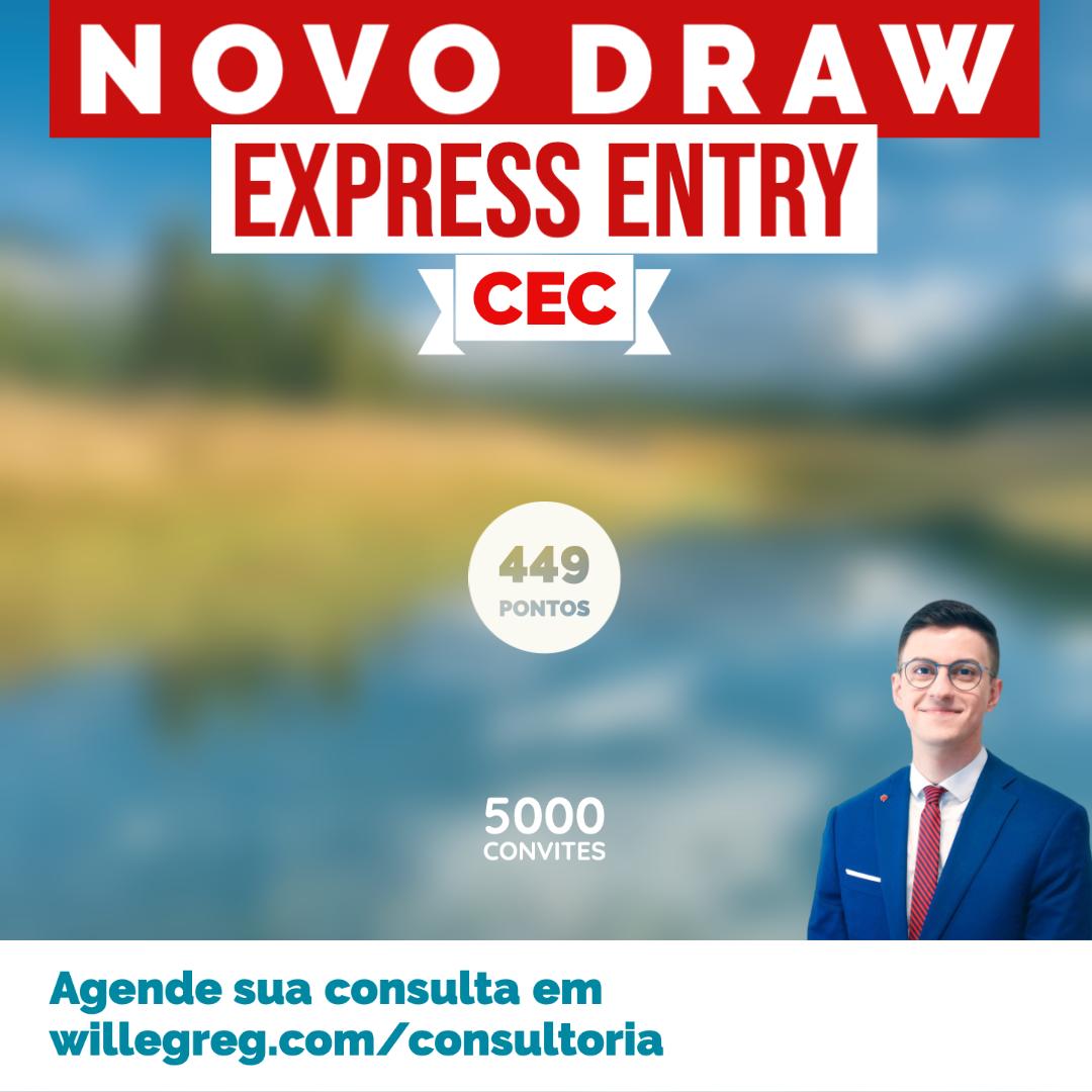 Novo Draw Express Entry 18/03