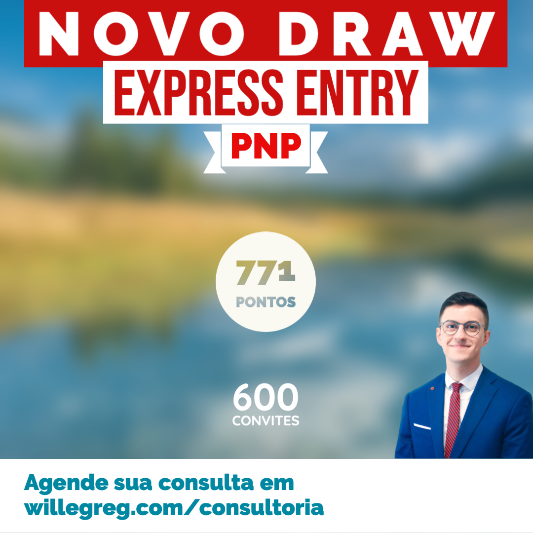 Novo Draw Express Entry 19/08