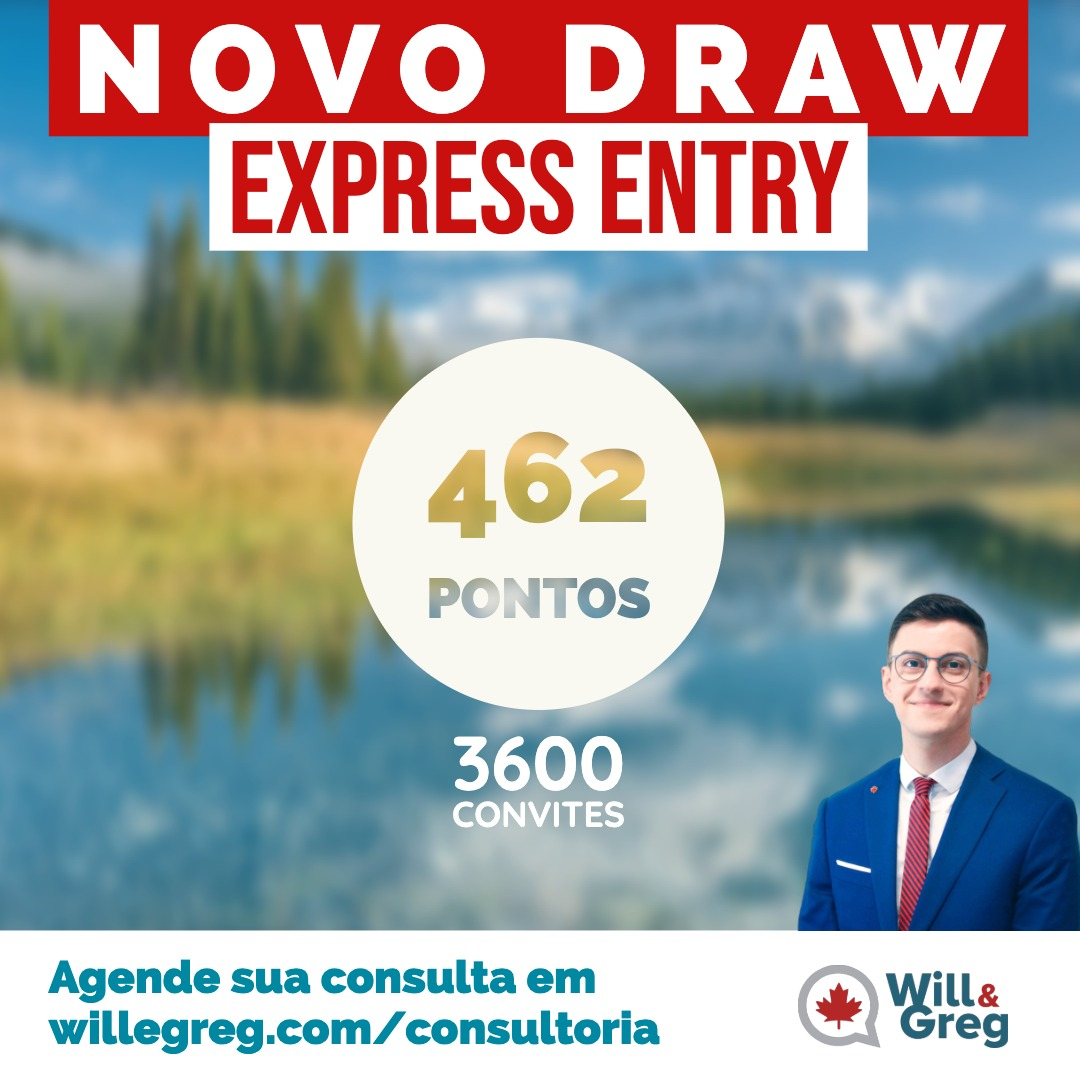 Novo Draw Express Entry 18/09