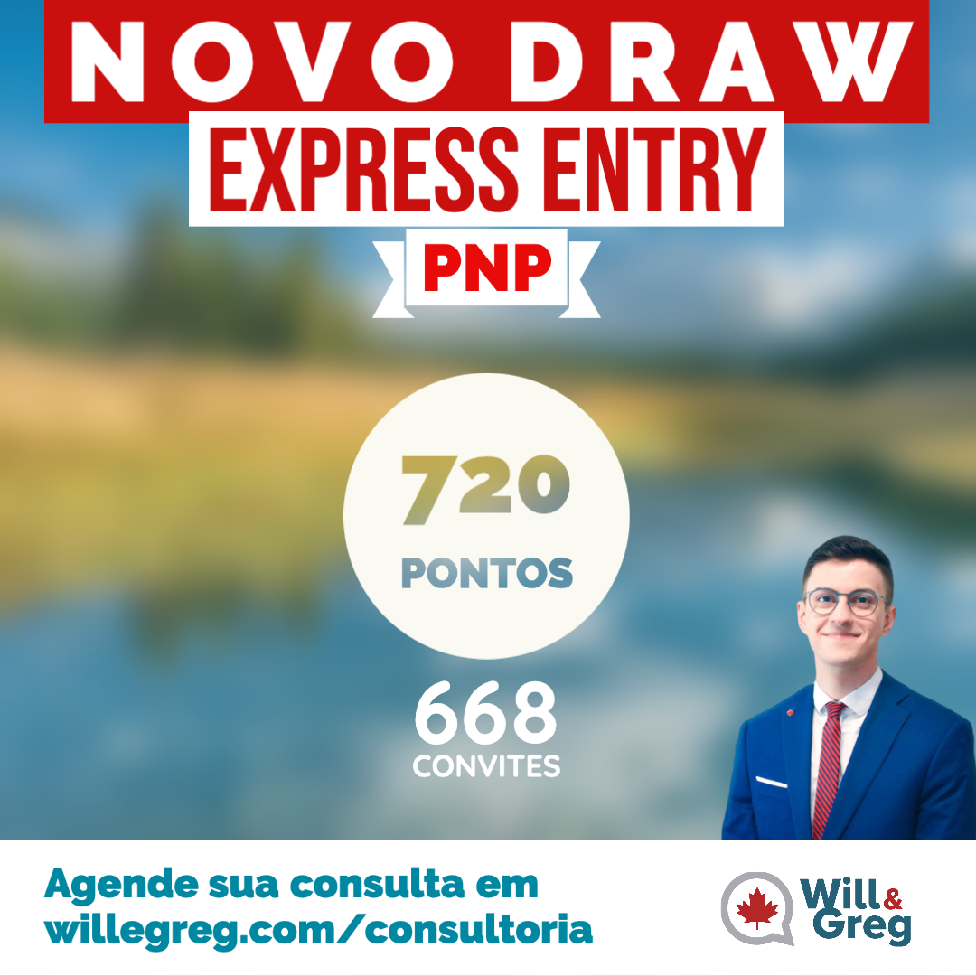 Novo Draw Express Entry 18/03