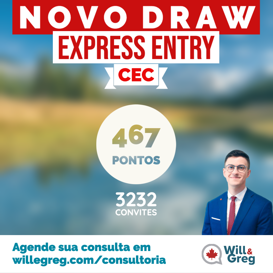 Novo Draw Express Entry 23/03
