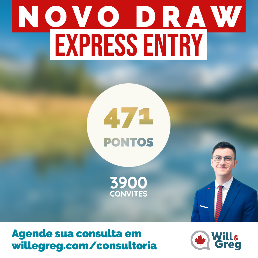 Novo Draw Express Entry 04/03