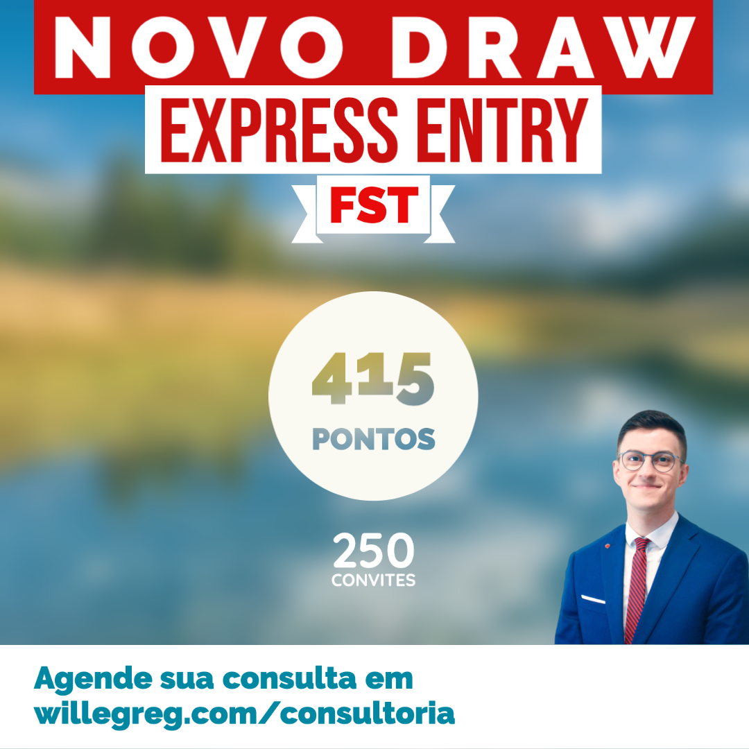 Novo Draw Express Entry 06/08