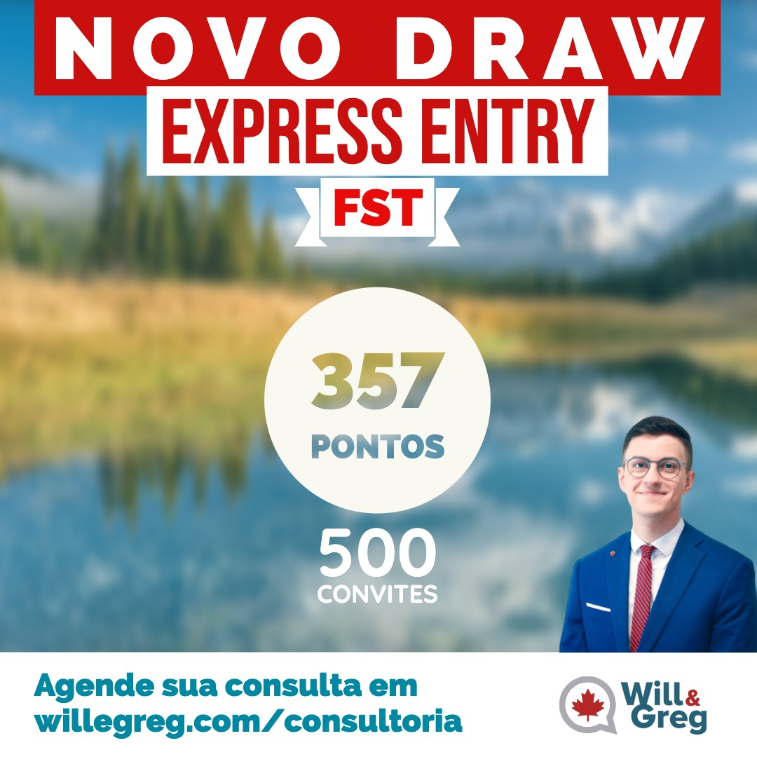 Novo Draw Express Entry 16/10