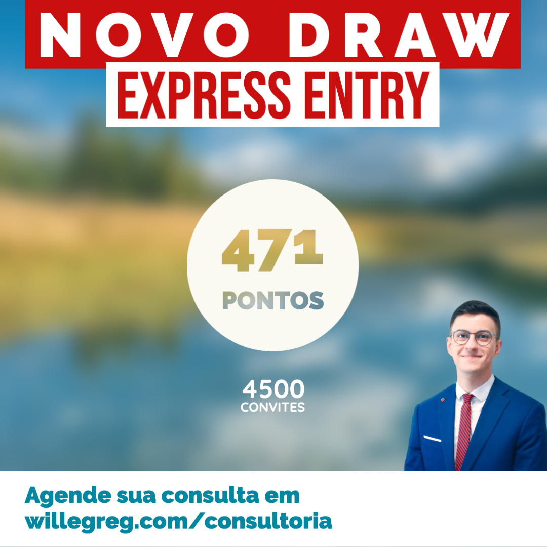 Novo Draw Express Entry 14/10
