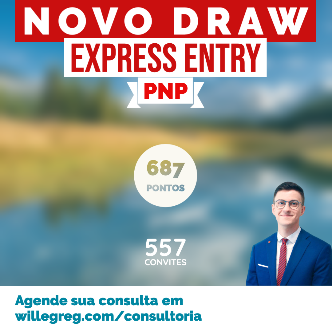 Novo Draw Express Entry 22/07