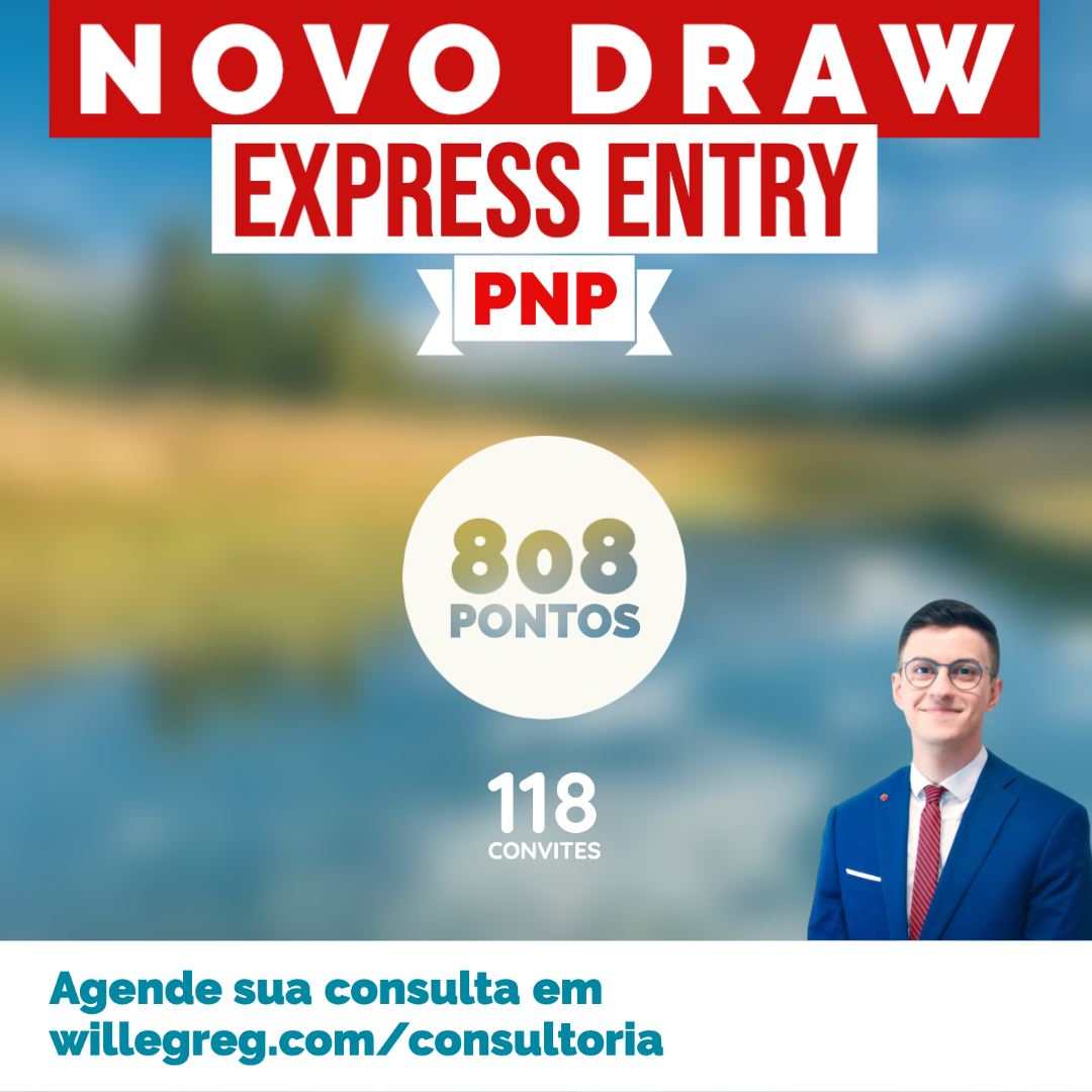 Novo Draw Express Entry 15/04