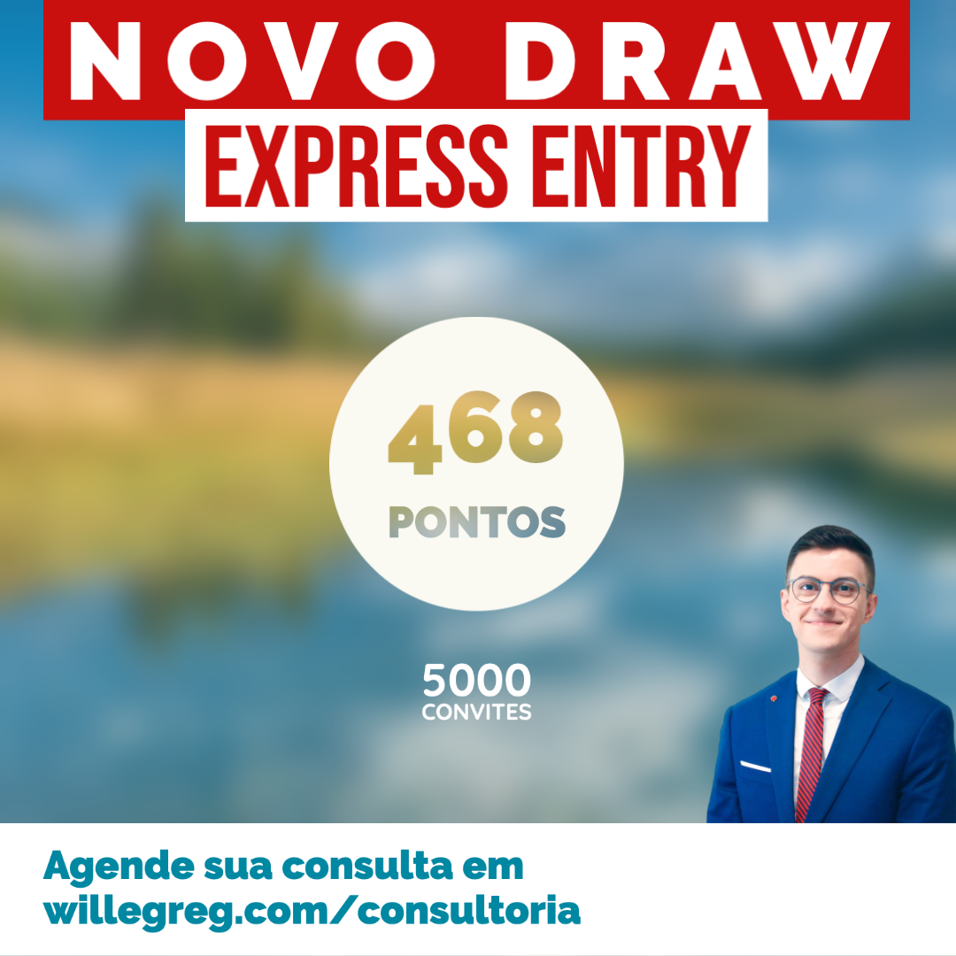 Novo Draw Express Entry 23/12