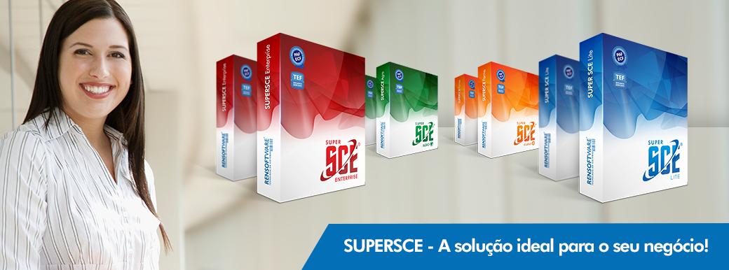 SUPERSCE - A solução ideal para sua empresa