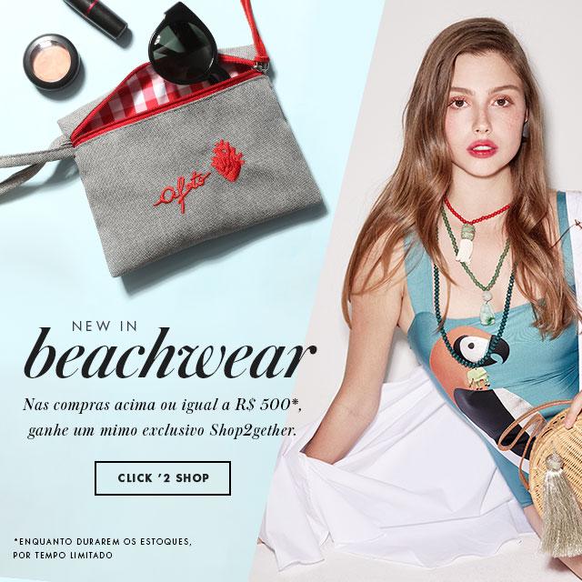 Beachwear + Necessaire