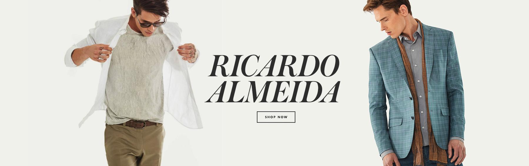 Mega Banner Ricardo Almeida