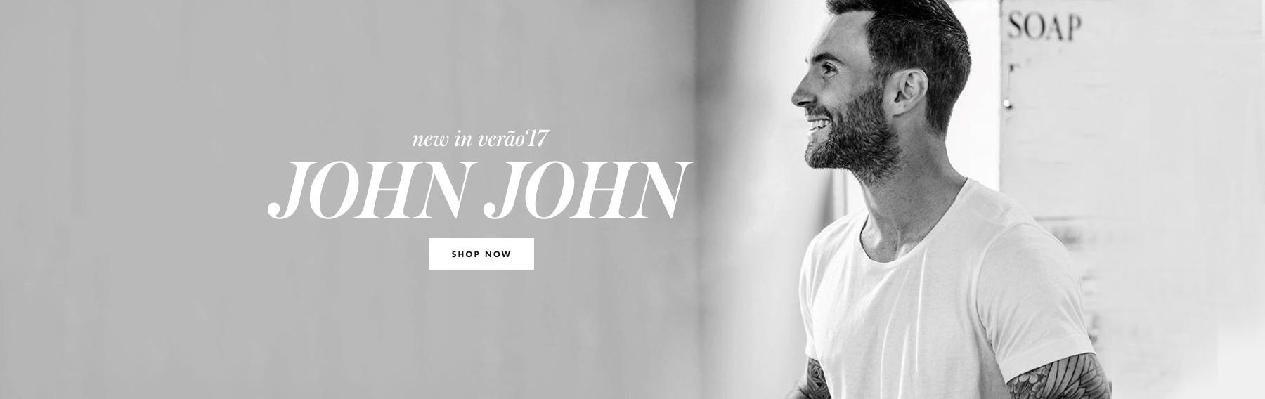 Mega Banner John John