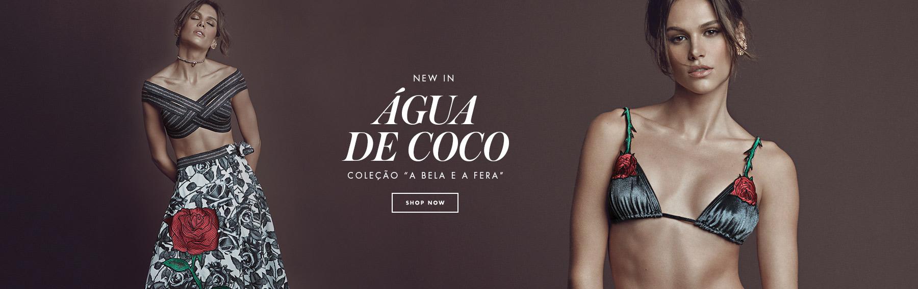 Mega Banner Água de Coco
