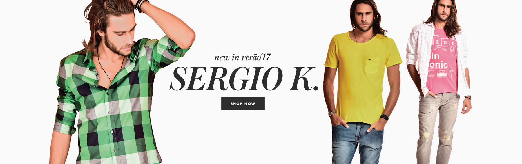 Mega Banner Sergio K