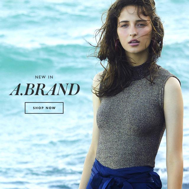 A. Brand