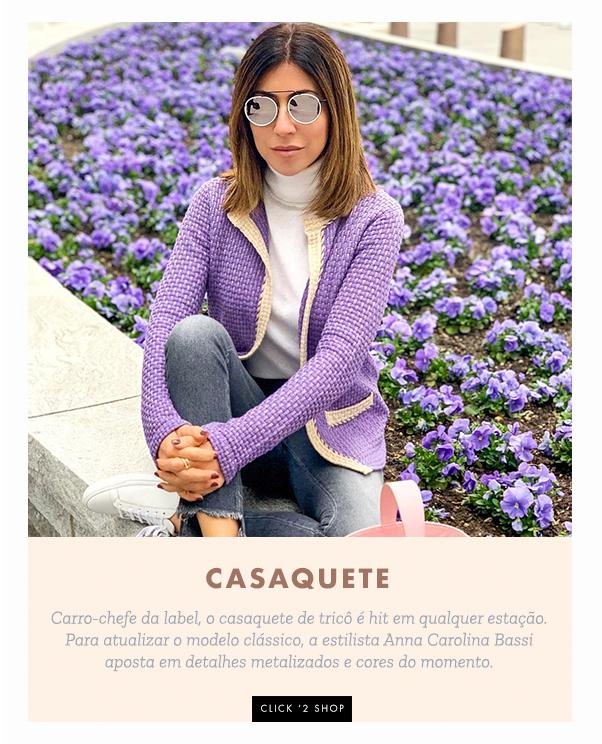 casaquetes por Carol Bassi
