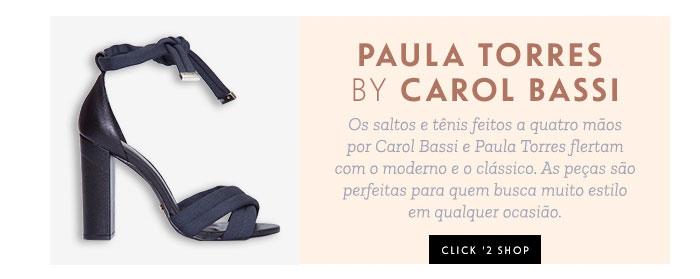 Paula Torres by Carol Bassi