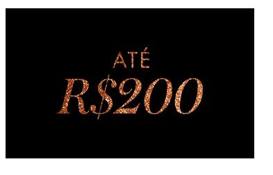 Até R$ 200,00