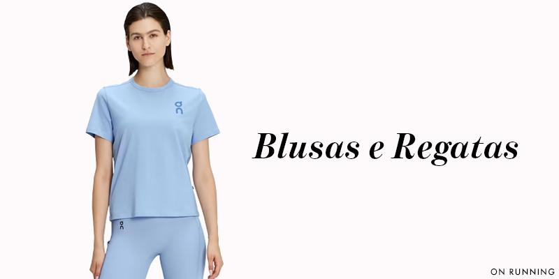 Blusas & Regatas