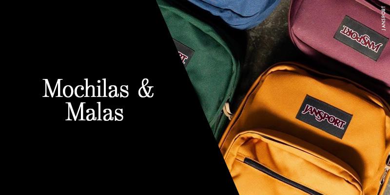 Mochilas & Malas