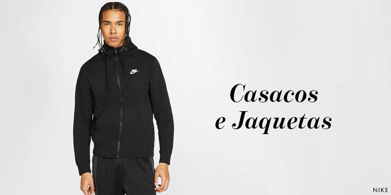 Casacos & Jaquetas