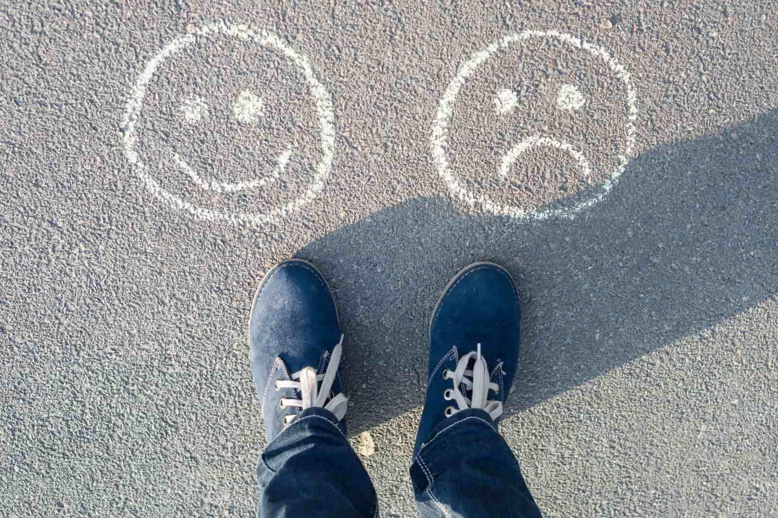 Como reagir a um feedback negativo?