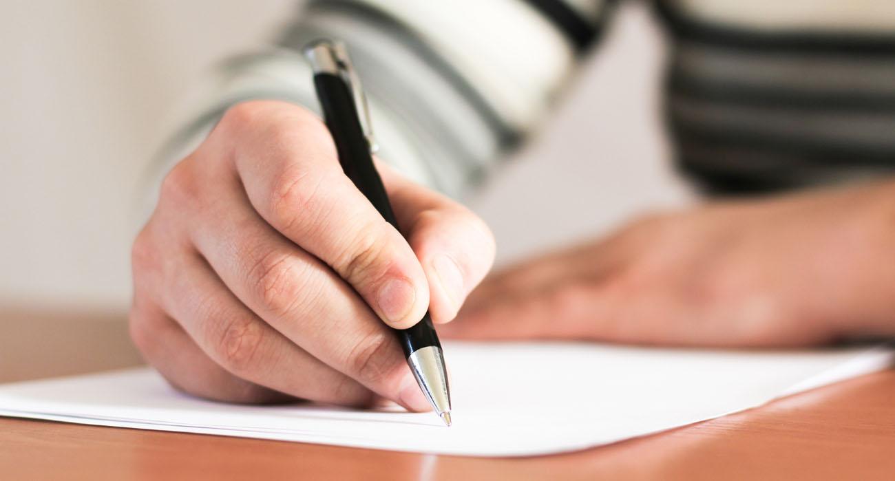 5 piores erros que você pode cometer na redação